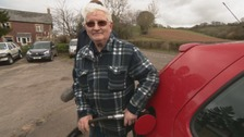 Meet Ivor Rogers: The man who has been pumping petrol for 60 years