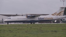 Blue Islands flights to Cornwall announced