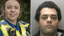 Driver high on drugs who killed PCSO Holly Burke during high-speed police chase is jailed