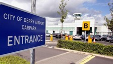 City of Derry Airport secures London and Manchester routes