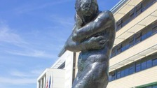 Harlow's Rodin sculpture one of first on new national art list