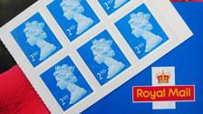 Stamp prices are set to increase next month