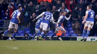 Ipswich drew their last game against Stoke City.