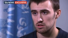 Homesick 'Jihadi Jack' tells ITV News he wants to return to UK