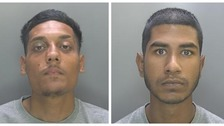 Pair jailed for life after murdering man in frenzied knife attack