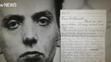 Exclusive: Ian Brady's chilling letter to Keith Bennett's brother leaving him 'special instructions' - could they be in his locked suitcases?