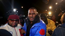 Bail set at $1 million for R Kelly on sexual abuse charges
