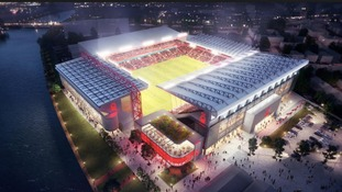 Nottingham Forest announce major transformation plans for City Ground