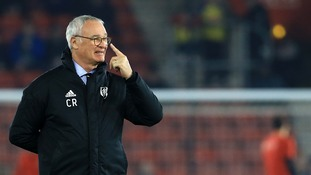Claudio Ranieri sacked as Fulham manager with the club 19th in the Premier League