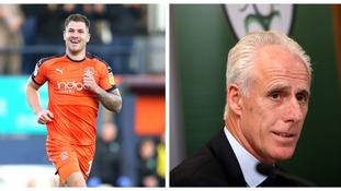 James Collins: Mick McCarthy hints at Republic of Ireland call-up for Luton Town striker