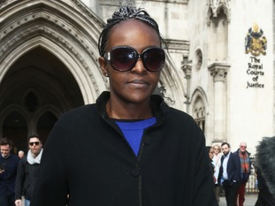 Fiona Onasanya was released from last week after serving a one month sentence.