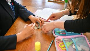 Parents paying for glue sticks to help cash-strapped schools, headteachers say