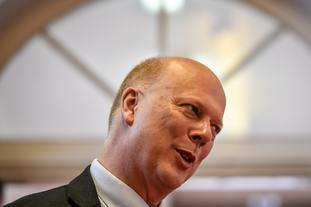 Secretary of State for Transport Chris Grayling