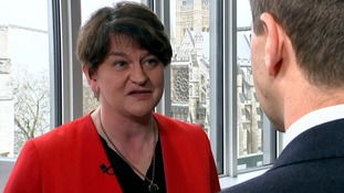 Arlene Foster said the party would consider the amendments.