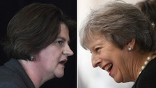 Prime Minister battles to save Brexit deal by wooing DUP