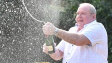 Winner of £71m says EuroMillions jackpot WILL change his life