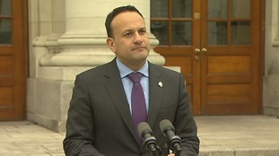 Leo Varadkar said it was time to cut the British government 'some slack'.