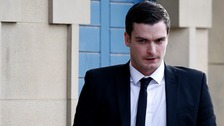 Paedophile ex-footballer Adam Johnson freed from jail