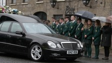 'Valley of tears' at funerals of St Patrick's Day crush victims
