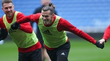 Bale fit to play against Slovakia and says Wales can win their qualifying group