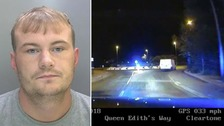 Van driver jailed over dangerous police chase in Cambridge