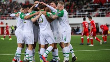 Winning start for McCarthy as Republic beat Gibraltar