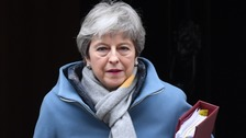 Ministers back Theresa May amid reports of 'Cabinet coup'