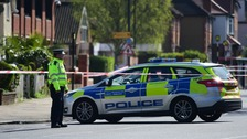 Two men stabbed to death in Somerset and London