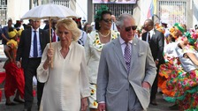 Charles and Camilla make history in Cuba