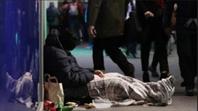 £2.5 million funding for region's homeless