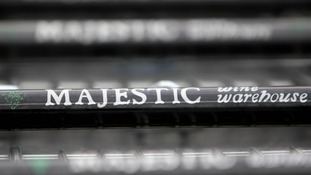 Majestic Wines will close a number of its 200 stores across the UK.
