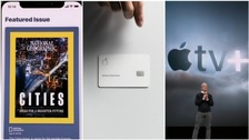 Apple's new revolution? Credit cards, streaming and magazines
