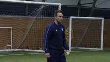 Former footballer who lost both legs has new coaching job with Ipswich Town
