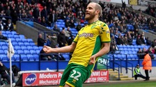 Norwich City striker Pukki up for Player of the Season award