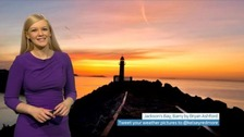 Wales weather: Dry with clear spells tonight and warm sunshine tomorrow