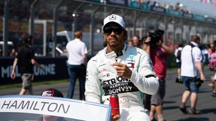 Motorsport chief: Hamilton could be driver for greater diversity in F1