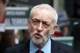 Labour leader Jeremy Corbyn said he will vote against it