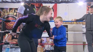 Four-year-old wrestler from famous Norwich dynasty to make debut