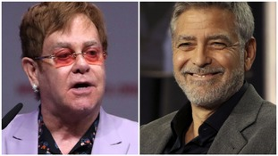 Elton John backed George Clooney for calls to boycott Brunei-owned hotels.