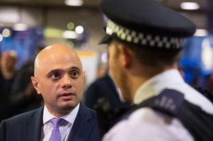 Sajid Javid granted police new powers to increase stop and search activity