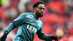 Dyer at the double as James shines in Swansea win