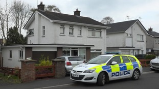 Couple critical after deliberate fire at Cookstown home