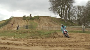 Norfolk race track to host first women's motocross race