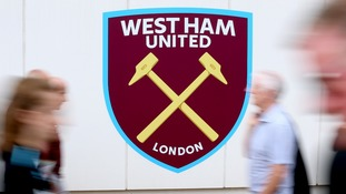 West Ham said it will take immediate action to identify the fans in the video and implement a life-time ban.