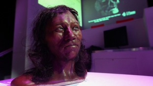 Cheddar Man lived in Britain around 300 generations ago.