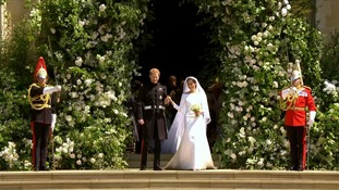 Harry and Meghan were wed on the 19th of May, 2018.