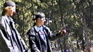 After the killings video from six weeks prior surfaced, showing the pair shooting in a forest.