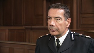 Nick Adderley, Chief Constable, Northants Police