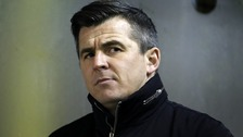 Joey Barton became Fleetwood Town manager at the beginning of the season
