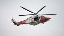 Three injured after explosion on-board Chinese vessel off Cornwall coast